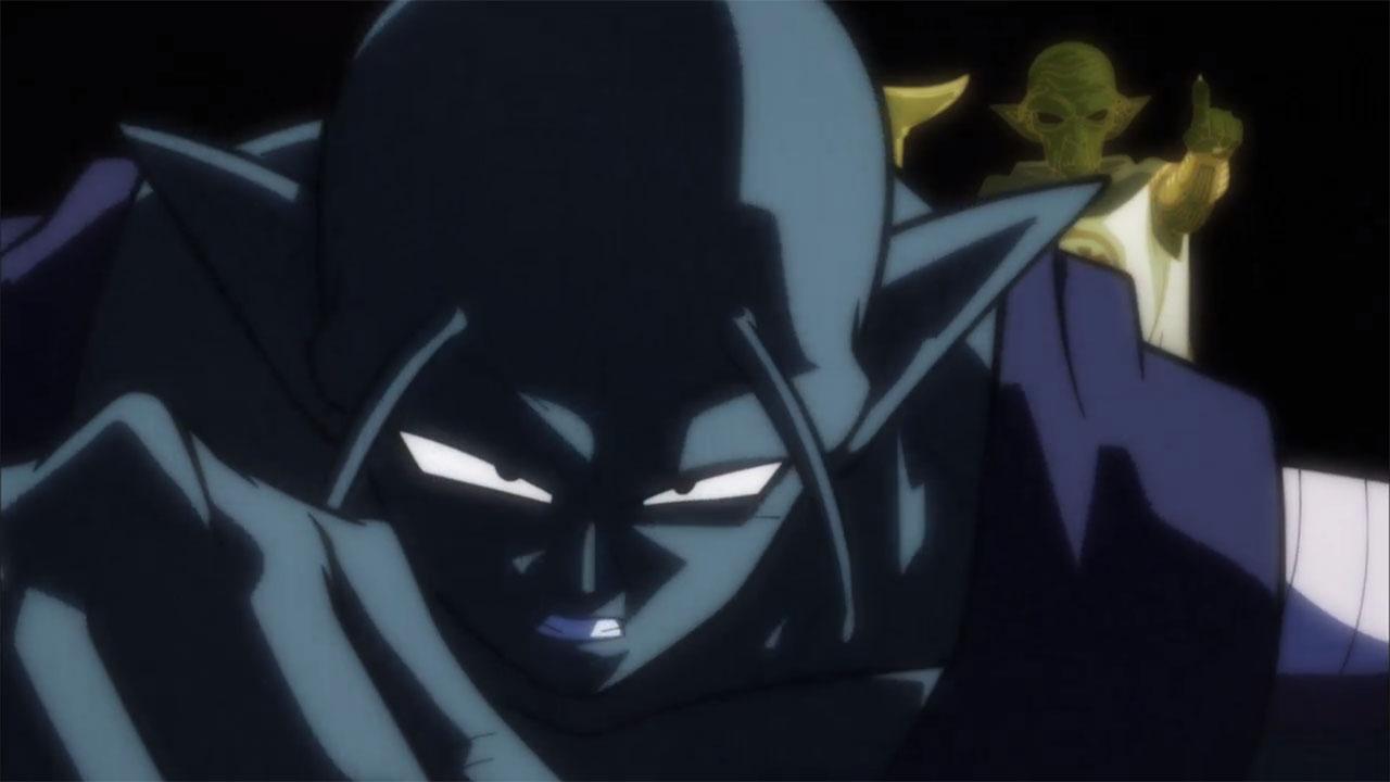 Ο Kami καθοδηγεί τον Piccolo. Ανατριχιαστική σκηνή ομολογουμένως... (επ. Dragon Ball Super 118)