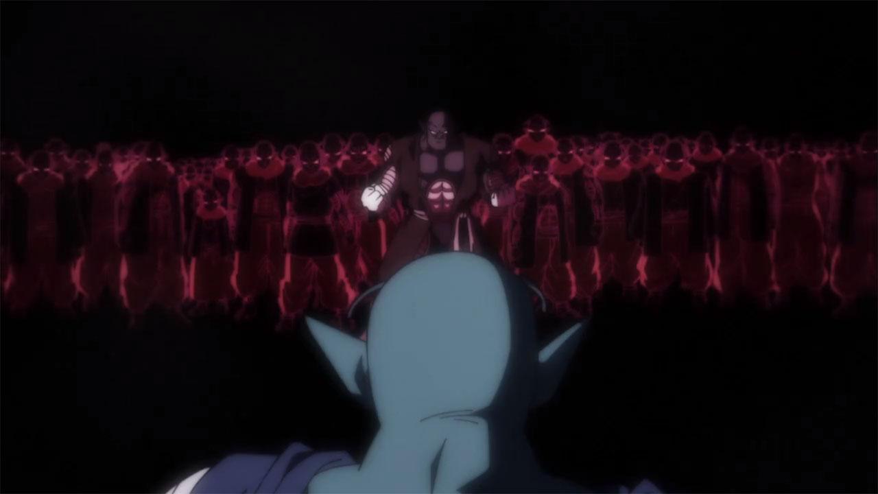 Piccolo εναντίον Namekian του 6ου σύμπαντος. Κρύβει μέσα του τη δύναμη πολλών.