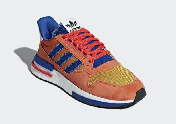 Ελληνική κοινότητα dragon ball - παπούτσια adidas -goku 2